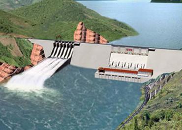Dự án nhà máy thủy điện Bắc Hà
