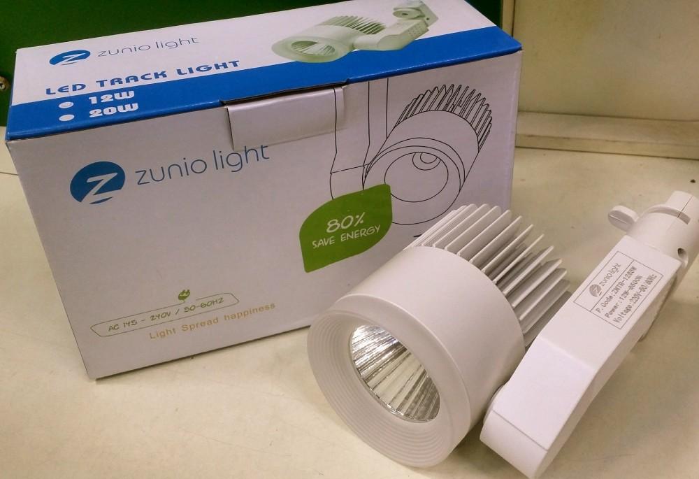 Phát triển sản phẩm đèn rọi LED - ZNTR